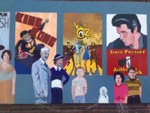 Belmont Community Mural